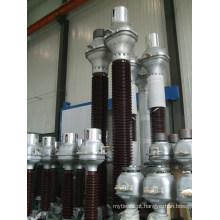 Transformadores de corrente invertida imersos a óleo