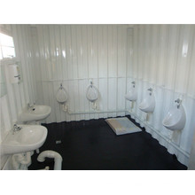 Maisons en béton préfabriquées / hangars de stockage préfabriqués / salle de bains préfabriquée (shs-mc-ablution010)