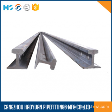 China Gold Supplier for Din A100 Steel Crane Rail Steel Rail/Crane Rail S30 export to Mongolia Suppliers