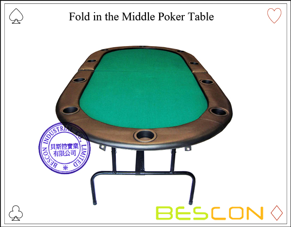 Fold in the Middle Poker Table-2