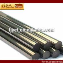 ss304 acier inoxydable tige ronde prix par tonne