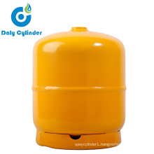 Factory Supply Directly 50kg Propane Butane Gas Cylinder Tank Empty Small Camping Tank for Industrial Specialty Gases