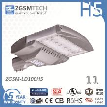 Iluminação de rua do diodo emissor de luz da estrada da microplaqueta do diodo emissor de luz da fonte de alimentação 3030