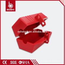 Bloqueio de segurança do fio do plugue / Boshi Sorte de segurança da fonte industrial atual número de bloqueio / tamanho (sem cadeado)