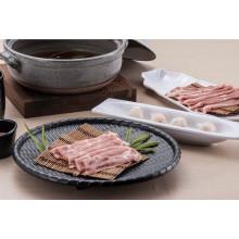 Mélamine en bois comme la plaque / plaque de bambou / plat de dîner (NK13811-12)