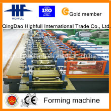 Steel Downspout Pipe Roll Forming Machine