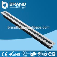 IP67 Impermeabiliza la luz subterránea linear de 24W / 36W LED, luz subterráneo linear del LED