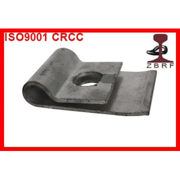 Rail Spring Clamp for Railroad Construction