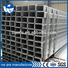 Durável redondo / quadrado / retangular ferro tubo mobiliário