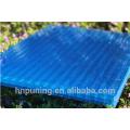 UV-geschützte Anti-Drop & einfaches, sauberes Polycarbonat-Mehrwand-Hohlblech