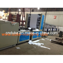 Dk-1300 quatro rolos que alimentam a máquina de corte automática do papel