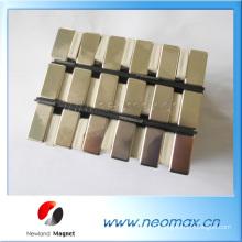 Блок магнита ветрогенератора N52