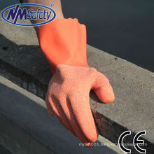 NMSAFETY stainless steel mining oil and gas safety glove