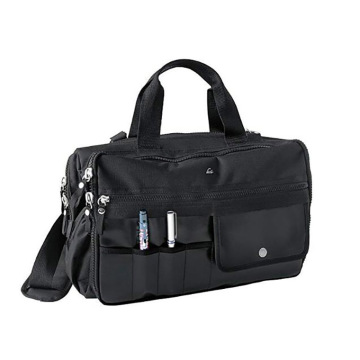 Stor kapacitet Black Women's Nurse Bag Tillbehör