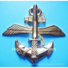 Специальная металлическая медаль 3D