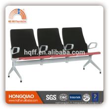 L-A050 2017 nouveau modèle haut quanlity revêtement en poudre base et accoudoir chaise publique