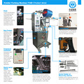 ND-F398 Packing Machinery for Milky Tea