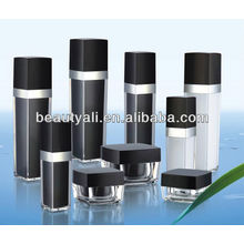 100ml acrylic container acrylic bottle