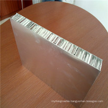 Metal Wall Cladding Panels Aluminium Honeycomb Panels