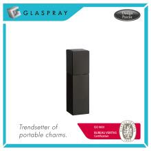 20ml QUADRA Pulverizador de perfume de luxo e torção recarregável
