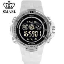 Relógios esportivos da marca SMAEL Relógios de pulso digitais 8012