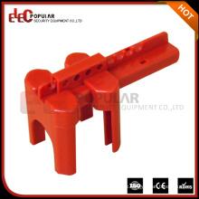 Elecpopular Gute Leistung Single Piece Design Standard Polypropylen Kugelhahn Verriegelungen