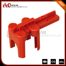 Elecpopular Good Performance Single Piece Design Standard Polypropylene Ball Valve Lockouts