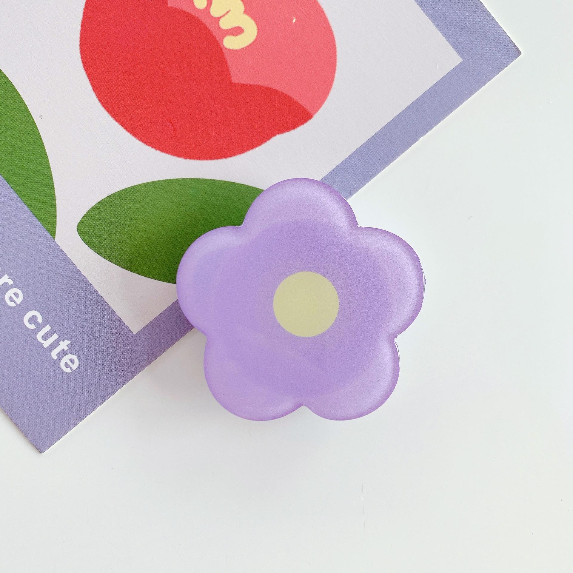 flower phone socket