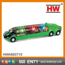 De buena calidad 26cm coche eléctrico de juguete de plástico grande