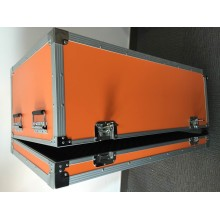 Below Cost Price Spot Sales Large Outdoor Projection Equipment Aluminum Flight Boxes