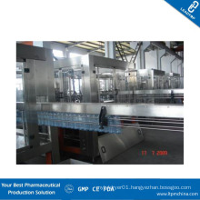 High Efficient Water Treatment and Bottling Plants