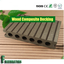 Outdoor Hollow Crack-Resistant Long Lasting WPC Laminate Flooring