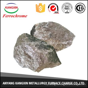 Anyang producción de agente reductor de bloques de ferrocromo utilizado en la producción de ferroaleaciones y la industria química