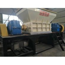 industrial metal shredder machine safety lockout