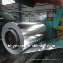 Bobina de acero galvanizado en caliente de bajo precio