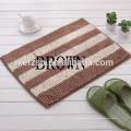 микрофибра полиэстер съемный изменение цвета коврик для ванной резиновый коврик