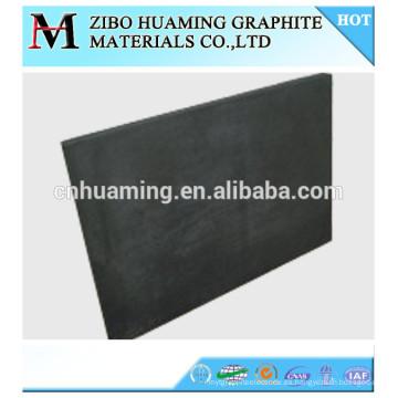 fieltro / edredón de grafito de resistencia térmica