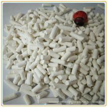Pellet / peneira molecular cilíndrica 5A para purificação de nitrogênio