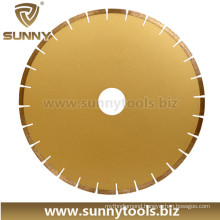 "350mm 400mm 14"" Marble Diamond Edge Cutting Disc Blade (sy-mdb)"