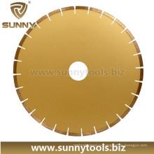 350мм 400мм 14-дюймовый мраморный режущий диск для резки кромок (sy-mdb)