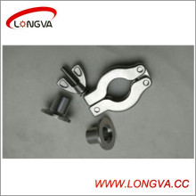 Stainless Steel Tri Clover Clamp
