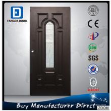 Дополнительный Дизайн Внутреннего Центра Арки Стеклянные Стальные Двери