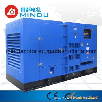 Weichai 280kw Silent Diesel Power Generator Set
