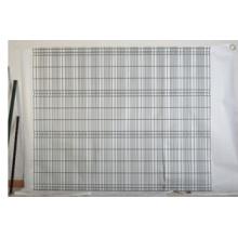 Панель сварной сетки с покрытием