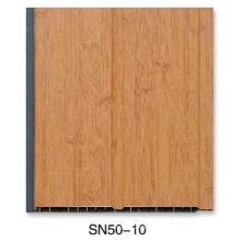 Gerilltes Laminat-PVC-Wandpaneel (SN50-10)
