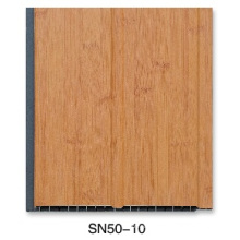 Grooved Laminated PVC Wall Panel (SN50-10)