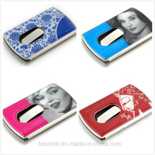 Hand-Push-Art-Kartenhalter Calling Card Case