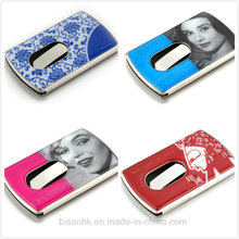Porte-cartes de visite Creative, Hand Push Type Business Card Holder