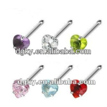 Fashion piercing jewelry indian nose bone nose piercing body jewelry