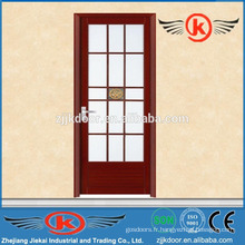 JK-AW9010 / Nouvelle porte intérieure en alliage d'aluminium design pour SALLE DE BAIN / WC / LAVAGE